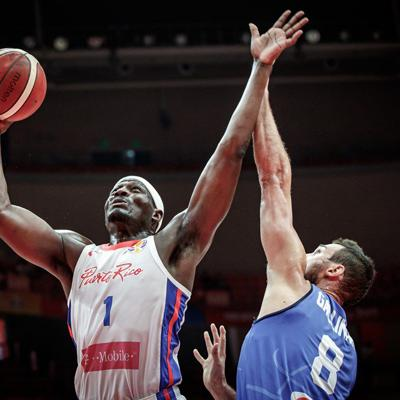 Puerto Rico baja en el ránking mundial de FIBA