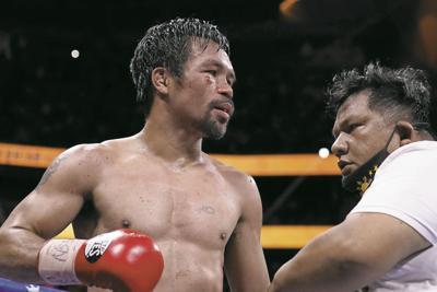 Manny Pacquiao: insuperable su legado