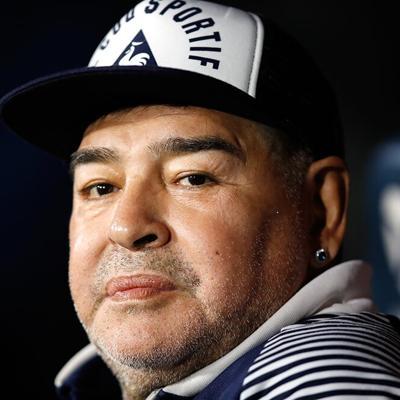 Fanáticos de Maradona se convocan en el estadio de Argentinos Juniors