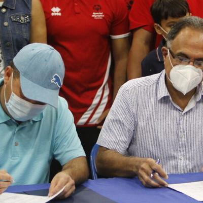 El municipio de Guaynabo y Special Olympics Puerto Rico firmaron una inclusiva colaboración