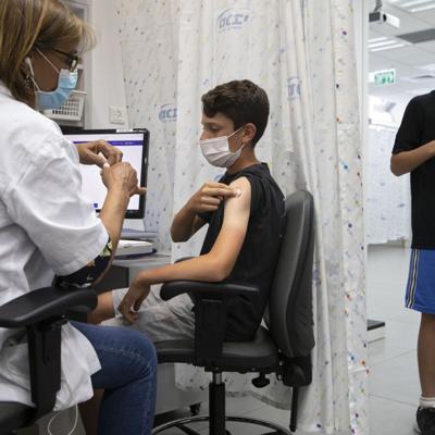 Esperan agilizar la vacunación contra el covid-19 para los menores entre 5 a 11 años