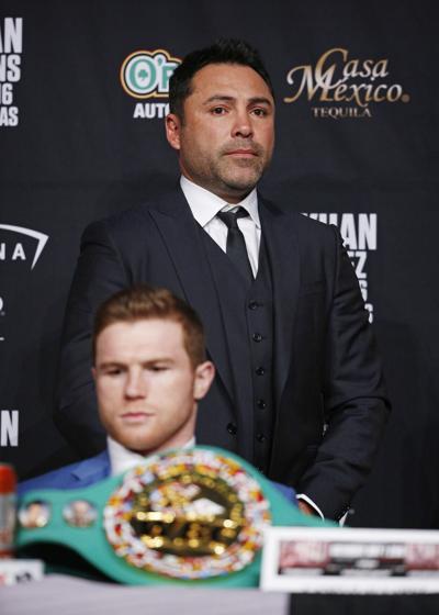 Oscar De La Hoya anuncia regreso al boxeo a los 48 años