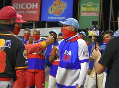 Dirigente de los Criollos de Caguas elogia esfuerzo del equipo RA12