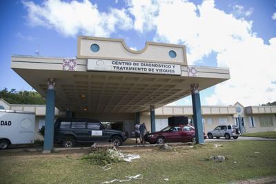 Vieques hospital