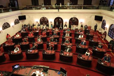 Juramentación Senado