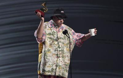 Bad Bunny gana Grammy a mejor disco urbano