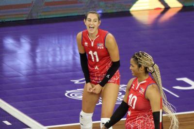 Puerto Rico debuta con reñido triunfo ante Estados Unidos en la Copa Continental
