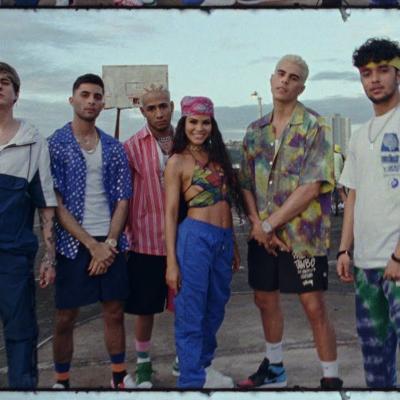 CNCO & Natti Natasha - Honey Boo (Official Video)