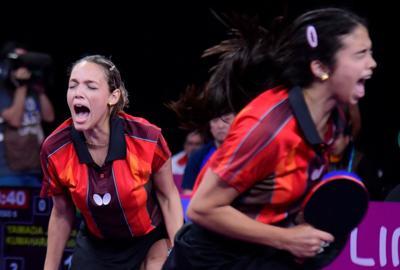 Puerto Rico luchará por otro oro en tenis de mesa
