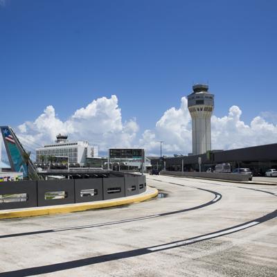 Opera con normalidad el Aeropuerto Internacional Luis Muñoz Marín
