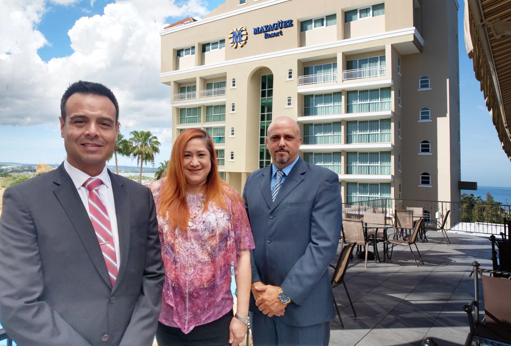 Nuevo personal en el Mayagüez Resort & Casino