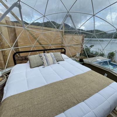Bubble Lodge Lux