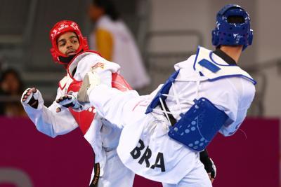 Elvis Barbosa falla en su intento por la medalla de bronce