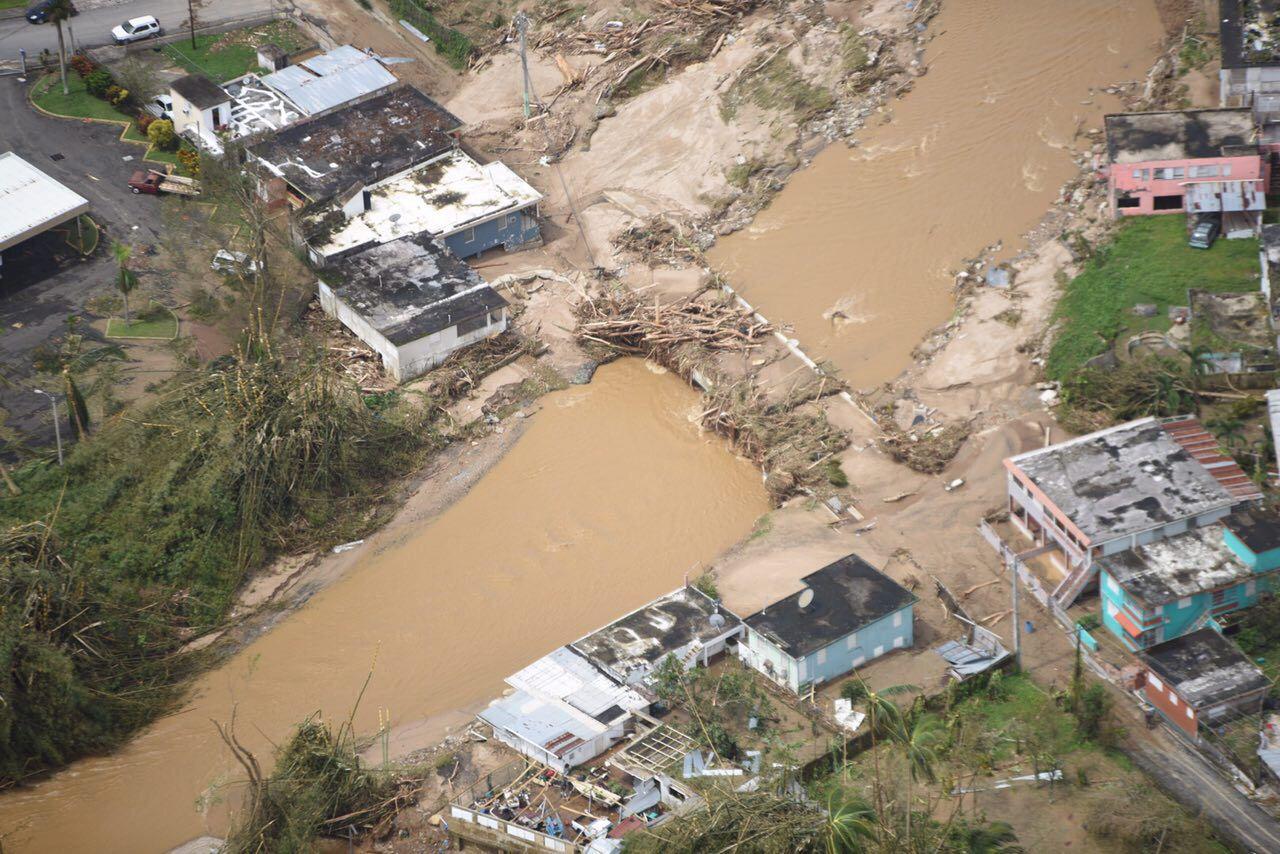 Servicio Meteorológico de Puerto Rico se quedo sin radar al llegar María