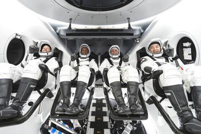 Vídeo: Así se ve la Tierra desde la cápsula SpaceX