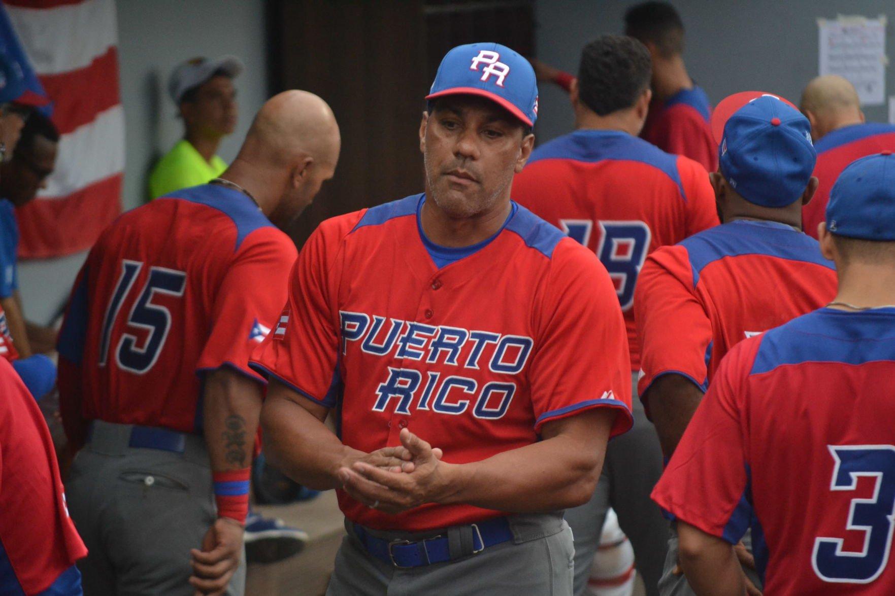 Selección nacional de béisbol partirá hacia República Dominicana