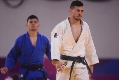 Judoca Jeffrey Ruiz cae en su primer combate