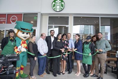 Starbucks regresa a San Patricio
