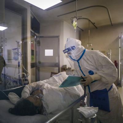 Alemania envía más ayuda médica a China para combatir virus