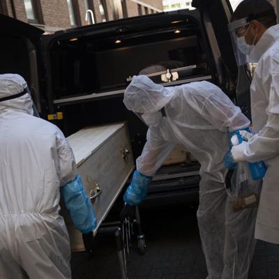 Aumentan muertes por coronavirus en Estados Unidos