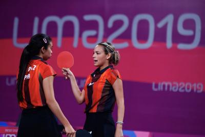 Equipo femenino de tenis de mesa asegura bronce