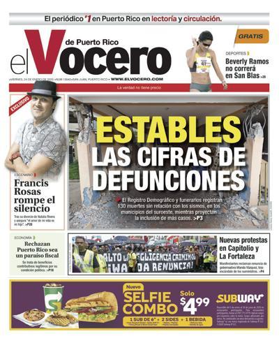Audionoticias- 24 de enero de 2020