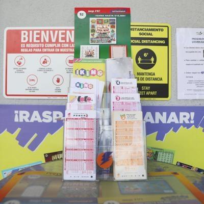 Se reactivan la lotería electrónica y tradicional