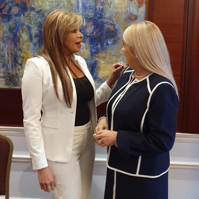 Evelyn Vázquez pide que se declare emergencia por casos de violencia doméstica