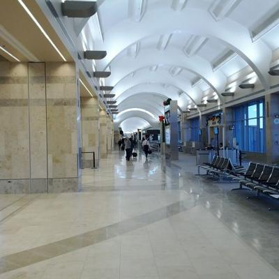 Frasco de loción provoca desalojo en aeropuerto de Florida