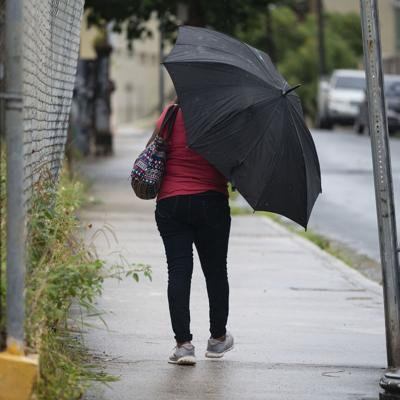 El Servicio Nacional de Meteorología advierte sobre golpes de agua en Utuado