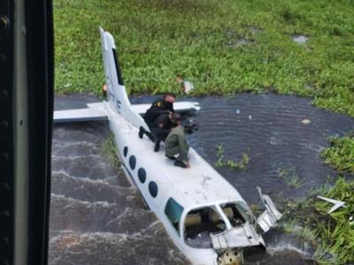 Localizan en Venezuela avioneta que desapareció en República Dominicana