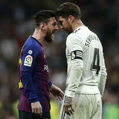 Postergan el clásico entre Real Madrid y Barcelona