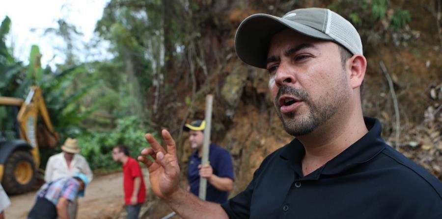 Lluvias dejan incomunicadas a familias de las Parcelas Pons