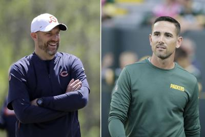 Green Bay y Chicago abren la temporada de la NFL