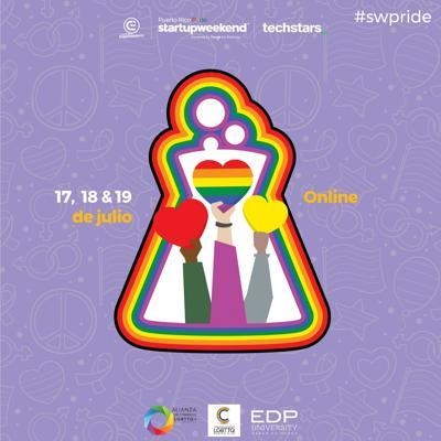 Startup Weekend Pride se realizará completamente en línea