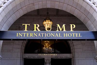 Trump Business Washington Hotel
