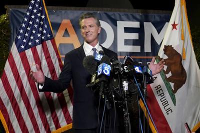 Cinco puntos claves de la victoria del gobernador de California en una elección que buscaba sacarlo del cargo