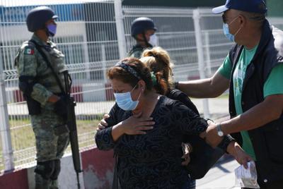México es el tercer país del mundo con más muertes por Covid-19