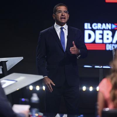 Cara a cara los aspirantes en El Gran Debate