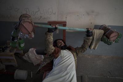 Cárcel Kabul