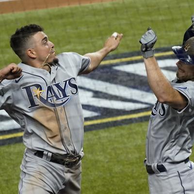 Rays empatan la Serie Mundial frente a los Dodgers