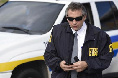Image result for douglas leff of fbi delivers