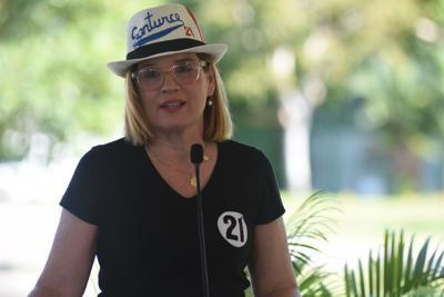 Hospitalizan a la alcaldesa de San Juan