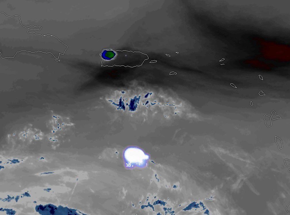 Asteroide se desintegró al sur de la Isla