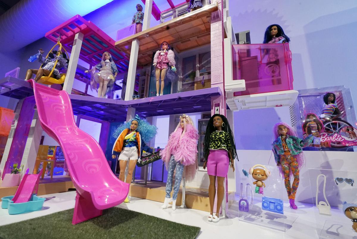 juguetes Navidad Barbi
