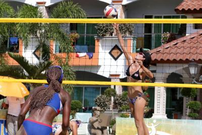 Norceca anuncia la nueva programación de voleibol de playa