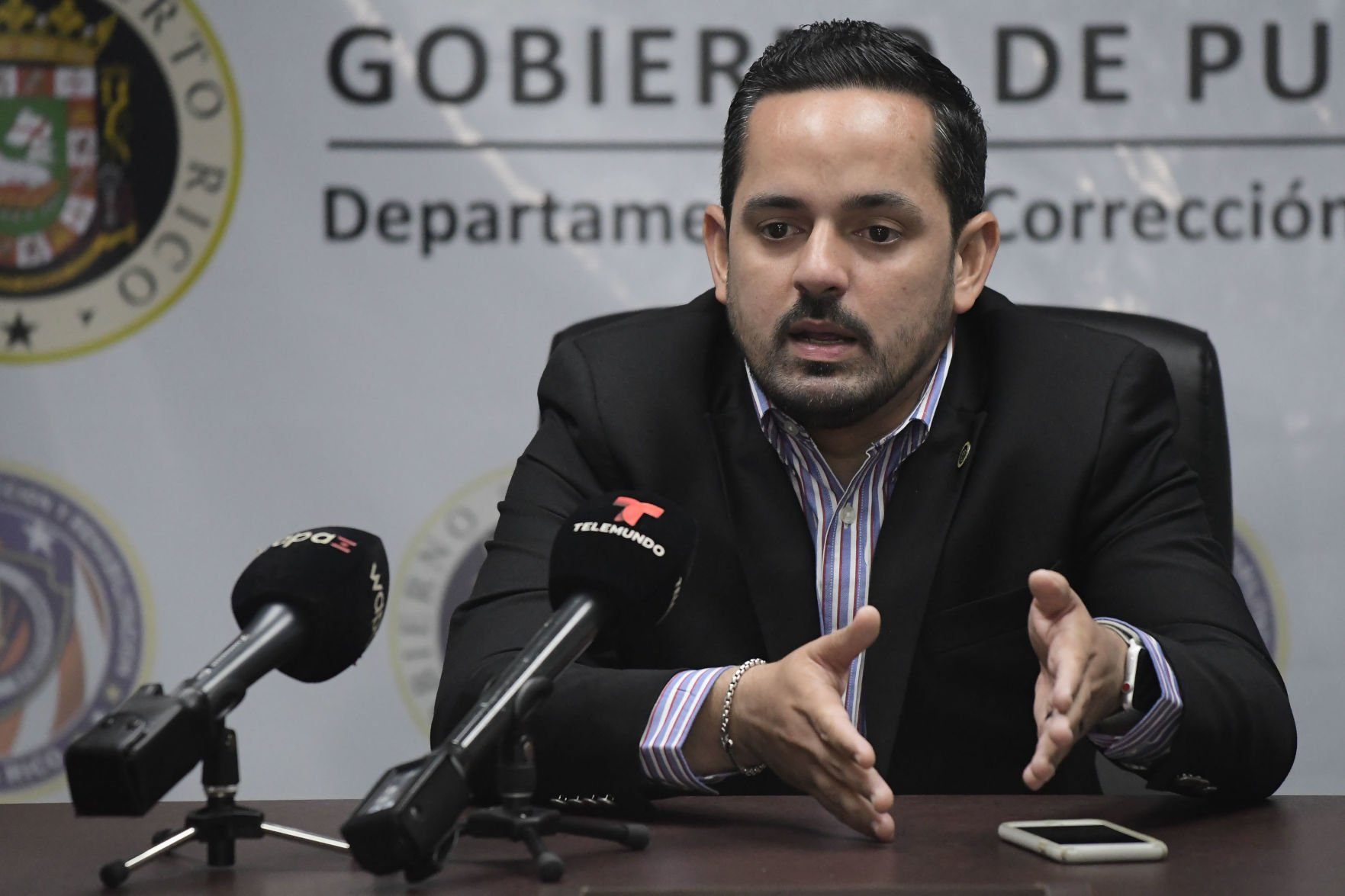DCR niega declaraciones para incitar a la violencia durante manifestaciones