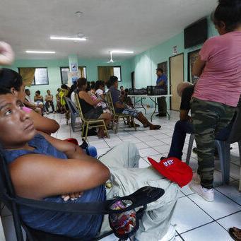El miedo invade a migrantes varados en el noreste de México