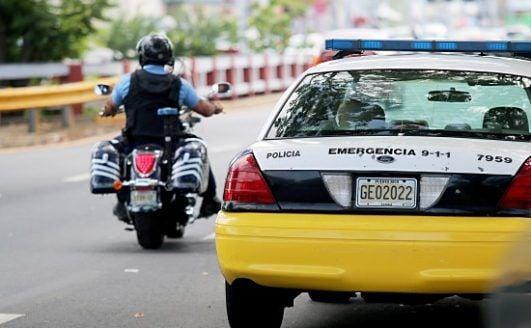Patrulla Policía