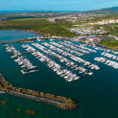 DRNA prohíbe que embarcaciones extranjeras entren a las marinas de la Isla